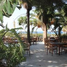Restaurante, exterior