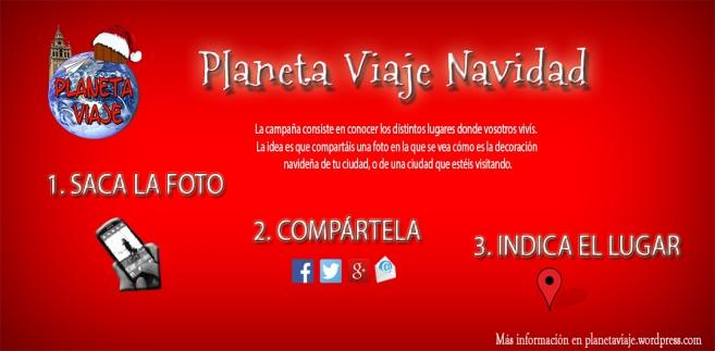 PlanetaViajeNavidad - Instrucciones